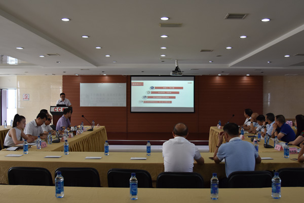 中國航天科工集團第十研究院代表團莅臨川開考察交流會