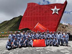 集团党委开展系列活动纪念建党99周年